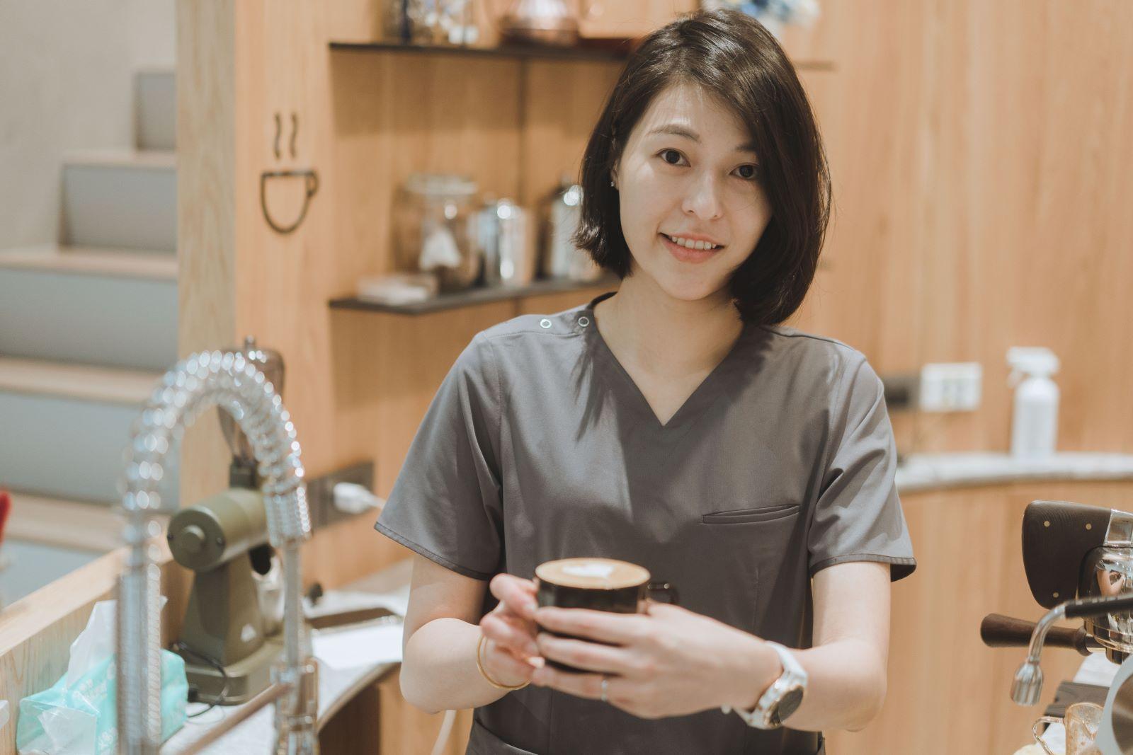甯寓美學診所喝咖啡評價環境價位