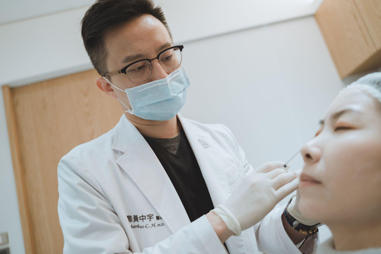 鄭黃中宇醫生玻尿酸隆鼻評價